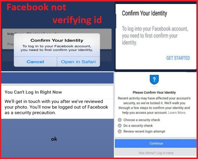 How long does it take Facebook to review your ID?